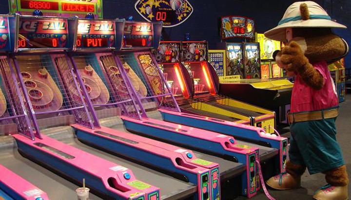 Arcade/Game Floor