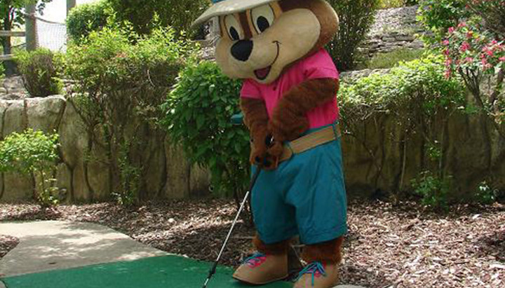 Miniature Golf (Now Open Sat/Sun Only!)