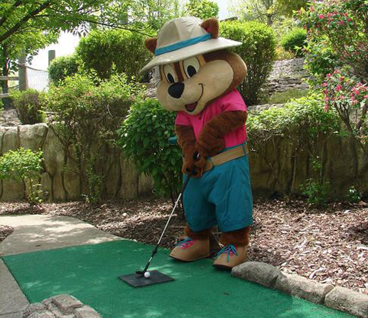 Miniature Golf (Closed for Winter)