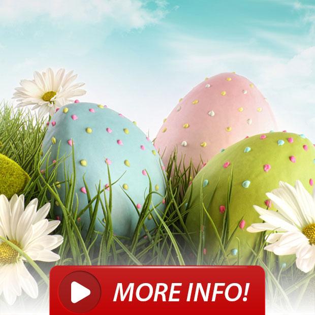 Spring Break Ext'd Hours & Specials!