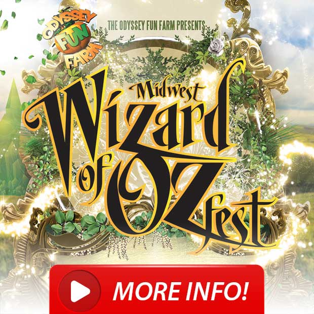Midwest Wizard of Oz Fest Sept 9 – 11