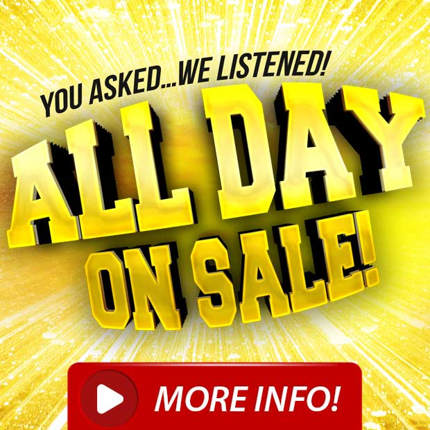 All-Day EXTREME is BACK!!